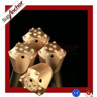 SupAnchor R25 water well drilling and mining exploration PDC drill bit