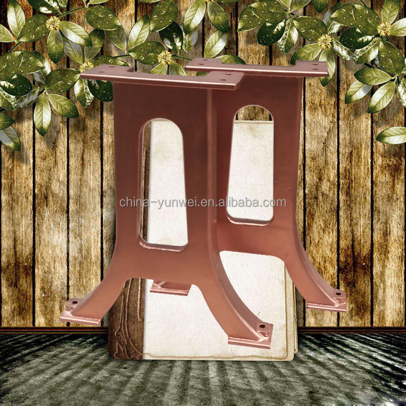 Manufacturer Delicate Style Excellent Quality Metal Vanity Legs