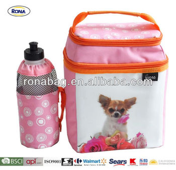 2012 new children lunch cooler bag