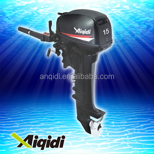 short shaft outboard motor 15HP T15