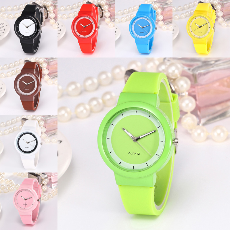 WJ9008 Wal-Joy Brand Fashion Watches Interchangeable Silicone Strap Ladies Watches