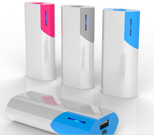 New special design 4000mah 18650 power bank charger for all kinds of mobile phones