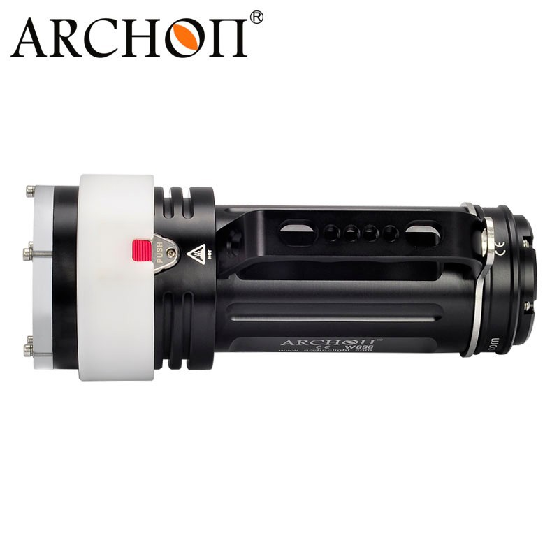 ARCHON WG66/W51 5000 Lumens Multi-function 200M Deep dive focus underwater led torch