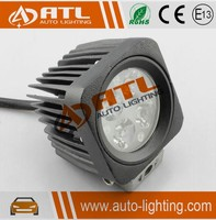 10w car headlights led working light/offroad car light for truck 700lm