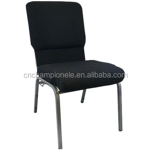 wholesale stackable padded church chairs MX2216