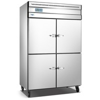 BKN--KD1.0L4D new design stainless steel Commercial Refrigerator for sale
