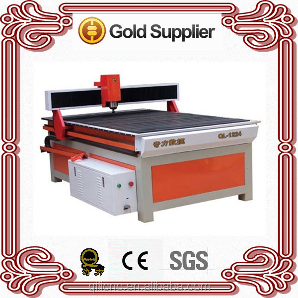 cnc spindle 1.5kw wood carving tools advertising wooden pencil making automatic machine