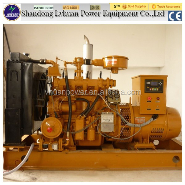 power engine to generate electricity green energy biogas plant
