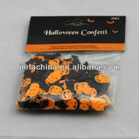 2013 halloween decoration of confetti