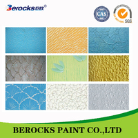 textured wall painting exterior wall finish/texture paint designs