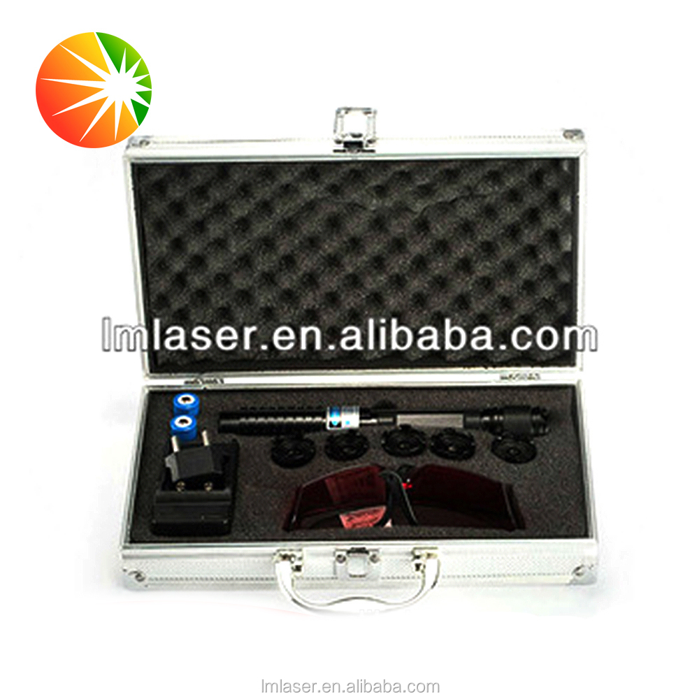 Factory direct sale 1000mw 445nm high power blue laser pointer 3000mw 2000mw