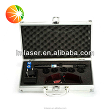 LM-B820:Factory direct sale 1000mw 445nm high power blue laser pointer 3000mw 2000mw