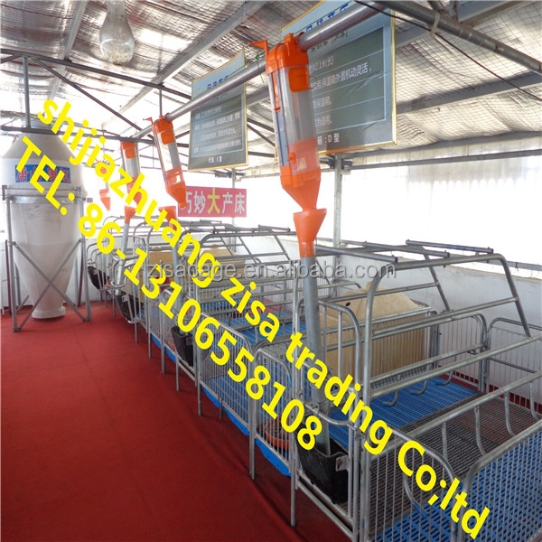 zisa farm product pig farrowing cage ,breeding pig cage ,pig pen,