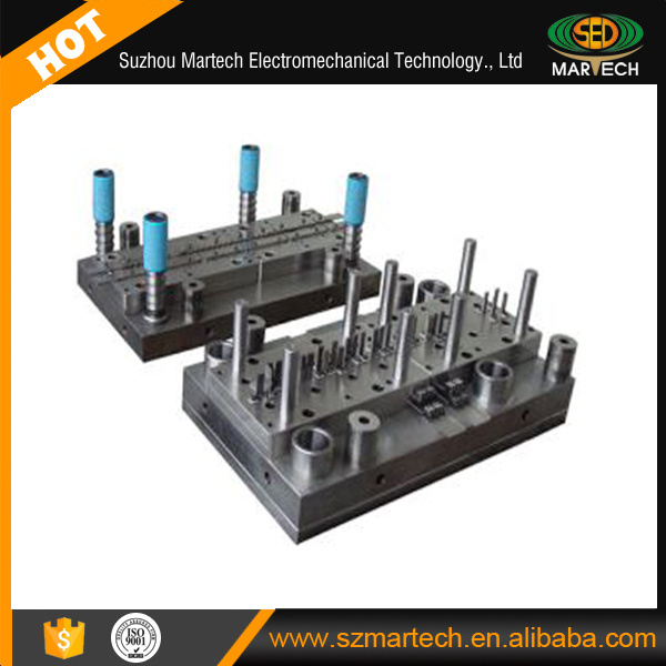 China Custom Metal Forming Deep Drawn Stamping Moulds