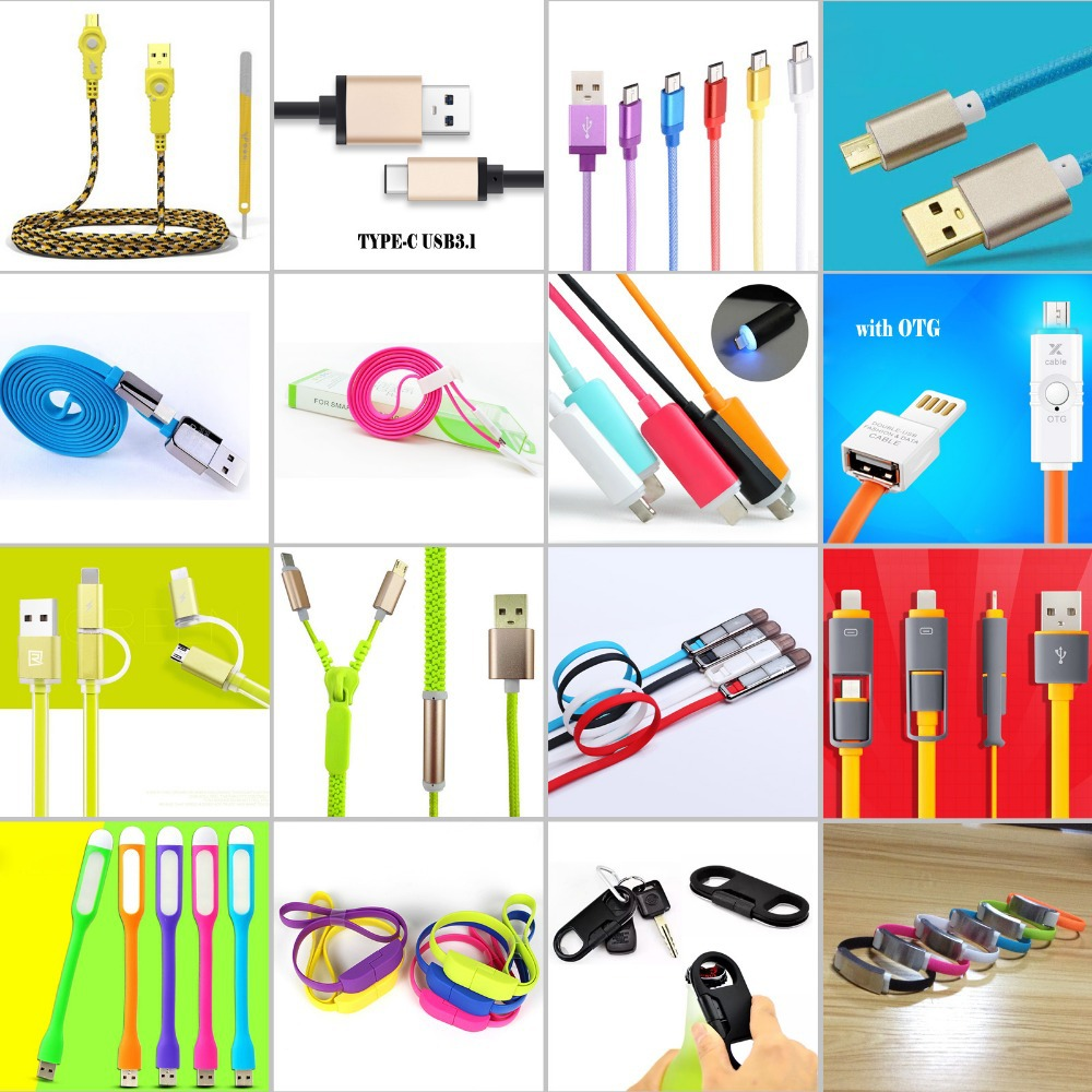Factory sell USB3.1 cable, Type-C to USB3.0 AM Cable, OEM customization
