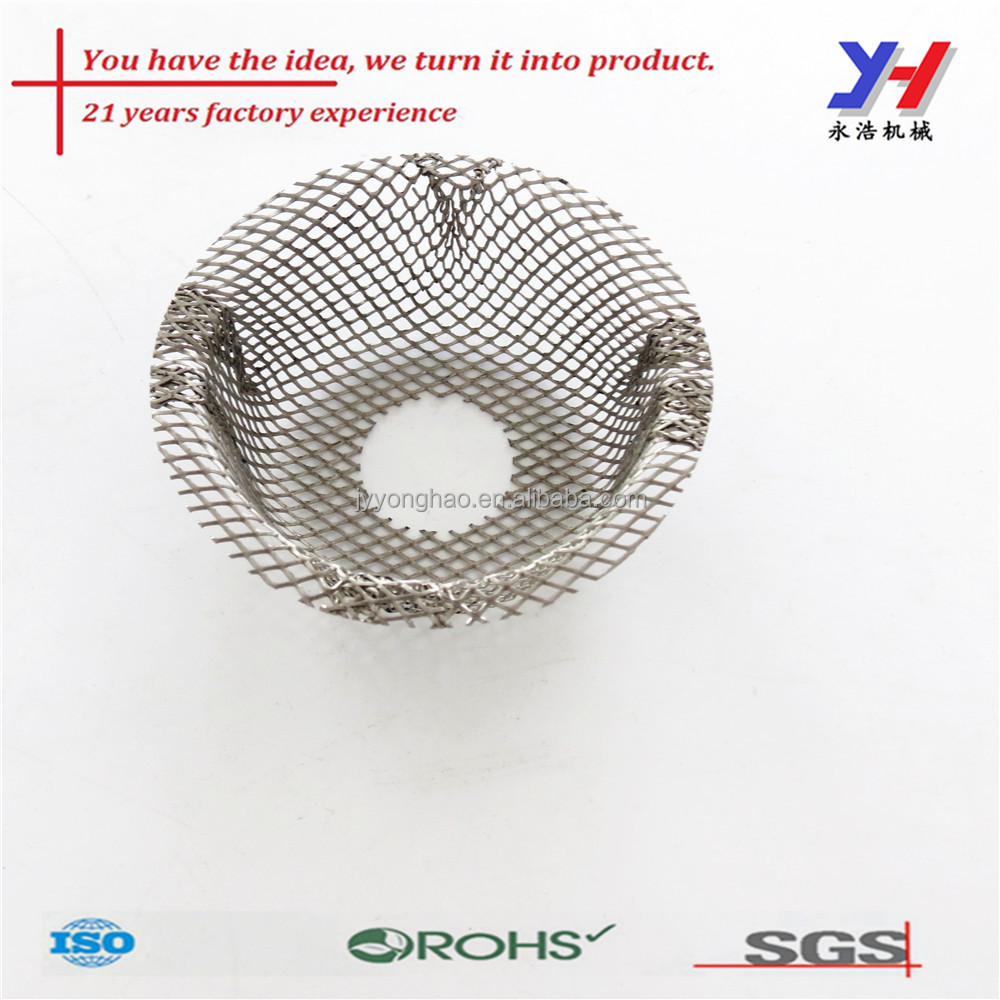 Customized Stainless steel bathroom drain pipe mesh