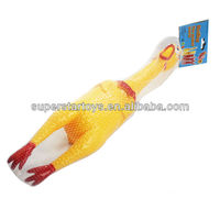 40cm plastic chicken toy with sound for kids