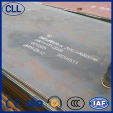 Mill Test Certificate Black Q235 Carbon Steel Plate