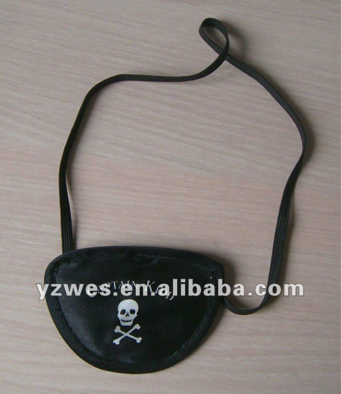Hallowmas party pirate Eye Mask wholesale
