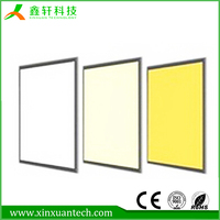 High Brightness 36W 40W 48W 600 600 Square LED Panel Light/ 2x2 ft led light panel price