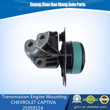 Good Price Auto/Car Accessories Transmission Engine Mounting for CHEVROLET CAPTIVA Part No.25959114