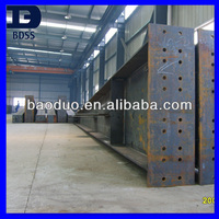 light steel structure used warehouse buildings for sale