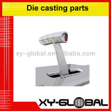 used auto spare parts sharjah Die casting single pulley with swivel