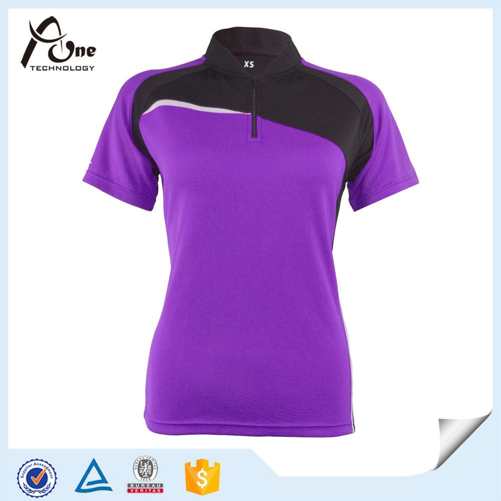Two color polo shirt wholesale dry fit custom polo shirt for Custom dry fit shirts