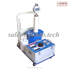 Price List Of Oil Type 50kV to 300kV alternating current Hipot Tester