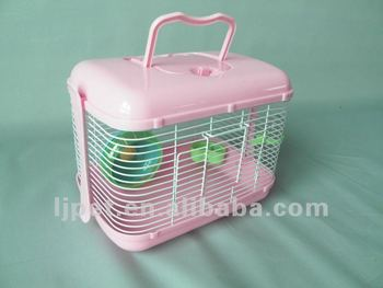 SH-95, wire plastic hamster cage,luxury hamster cage Five color