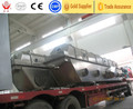 Sugar vibration fluidized bed drying equipment/sugar manufacturing equipment