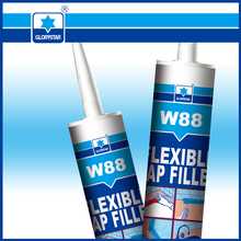 W88 clear acrylic/door gap filler/crack filler sealant with high quality
