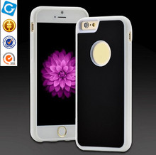 Accessory Anti-gravity Selfie Case Magical Nano Sticky Antigravity Hard Case Cover for Apple iPhone 6 / 6S 4.7 Samsung s7