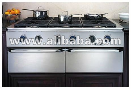 Dacor EG486SCHLP Stainless Steel Gas Cooktop