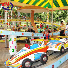 Theme park rides ISO9001-BV-TUV proved names of train cars