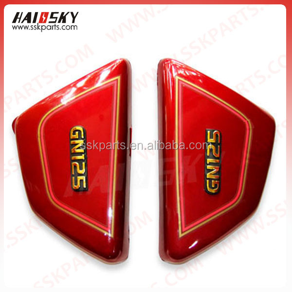 HAISSKY motorycle spare parts for plastic sidecover