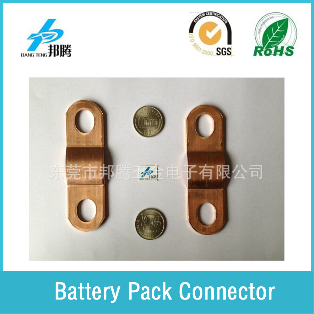 OEM Pure Copper Verbinder for Battery Precision Stamping Metal Hardware 200Ah Battery Pack Connector