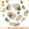 hotfix shoes decoration applique, korean quality rhinestone motif