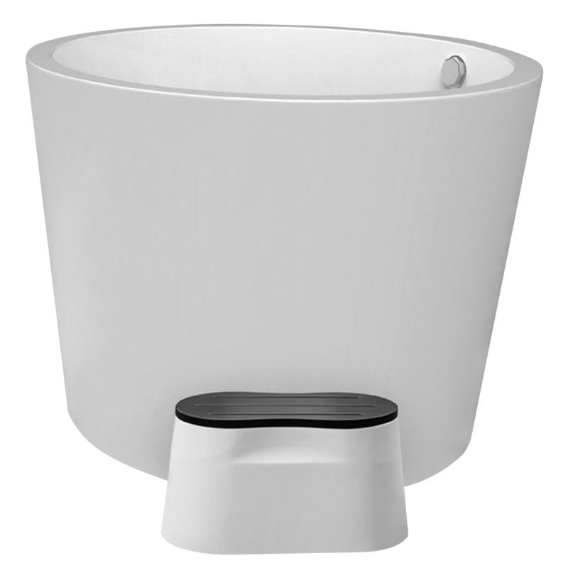 Hs Bz673 Small Round Soaking Bathtub Custom Size Round