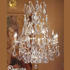 Classic Chandelier Fancy Wrought Iron Design