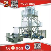 HERO BRAND 3 layer stretch film machine