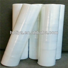 Pallet packing wrap plastic hdpe/ldpe stretch film on roll