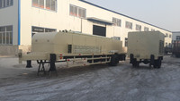Long-Span Structural Sheet Metal Roof Roll Forming Machine LS-1250-800