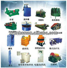 Gold Ore Preparation Equipment