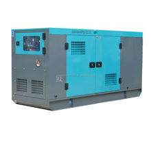 Sale Soundproof 50 kva Diesel Generator With Famous Engine
