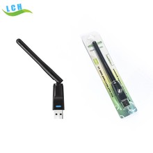 150Mbps Ralink 5370 usb wifi with high power 2dbi antenna for mag250 USB Wireless WiFi Adapter for IPTV SET TOP BOX MAG 250