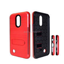 Professional factory price case for LG K20 2017 protector cover / new coming phone cover for LG LV5 for LG K 10 2017 case