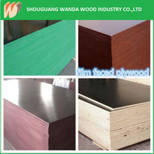 waterproof plywood formwork construction / wpc formwork