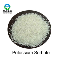 Food additives E202 Potassium Sorbate food grade on sales
