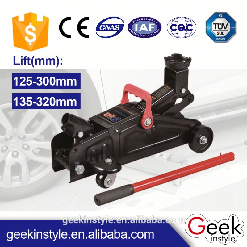LC8501 China Ningbo LiCheng Wholesale Sedan Car Hold Up The Weight Hydraulic Jack Manual Type 2T mechanical lifting jacks